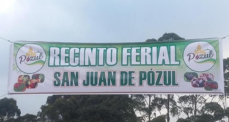 FERIA GANADERA Y AGRÍCOLA POZUL 2018.